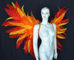 Carnival Costumes, Diy Costumes, Dance Costumes, Halloween Costume Patterns, Halloween Costumes, Pheonix Costume, Fire Costume, Advanced Higher Art, Phoenix Images