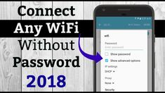 How to Connect Any WiFi without Password no root. You can hack Wifi password through your Android phone in just 60 seconds. Android Phone Hacks, Cell Phone Hacks, Smartphone Hacks, Android Wifi, Iphone Hacks, Android Box, Galaxy Smartphone, Piratear Wifi, Find Wifi Password