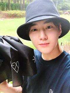 Suho - 170729 Official EXO-L website update Exo Ot12, Kaisoo, Chanbaek, Kpop Exo, Exo K, K Pop, Chanyeol Baekhyun, Kim Jong Dae, Kim Joon