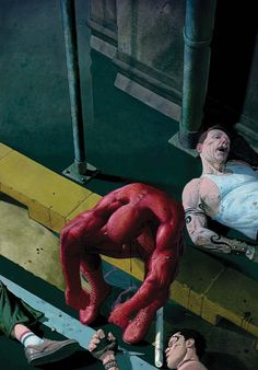 Daredevil #504 - Esad Ribic