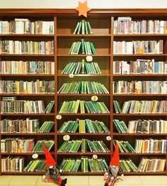 Christmas Tree At A Public Library creative christmas tree, new year, pitsy digital, pitsyworks Book Christmas Tree, Creative Christmas Trees, Book Tree, Christmas Holidays, Christmas Crafts, Funny Christmas, Funny Xmas, Xmas Trees, Office Christmas