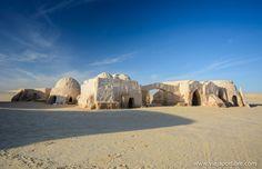 unez. Siéntete un Jedi en el Planeta Tatooine  http://www.viajaporlibre.com/blog/tunez-jedi-planeta-tatooine/