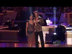 William Levy & Cheryl Burke - Rumba - Week 6 - YouTube