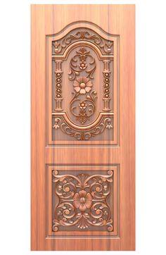 New Door Design, Wooden Front Door Design, Double Door Design, Pooja Room Door Design, Door Gate Design, Wood Front Doors, Wooden Doors, Single Main Door Designs, Balcony Grill Design