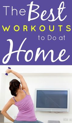 best workouts to do at home