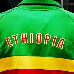 """@EnLawded.com's photo: """"The Adidas Originals Ethiopia Track Top by EnLawded.com   #Adidas #Originals #ethiopia #selassie #bekele #athlete #african #Jacket #Collector #Swag #picstitch #instamood #beautiful #instadaily #tweegram #igers #picoftheday #liveyourstyle #rastafari #zion #allin #addisababa #tbt #me #adidasoriginals #instagramhub #threestripes @EnLawded.com http://www.enlawded.com/tag/ethiopia"""""""