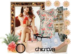 """www.chicnova.com"" by sanja90 ❤ liked on Polyvore"