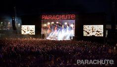 Parachute Festival, 2013. Hamilton, NZ.