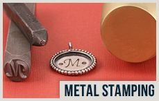 great website for learning how to do stamped metal jewelry