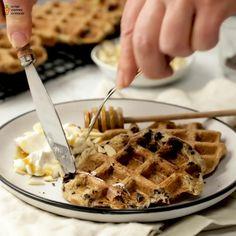 Vegetarian Crockpot Recipes, Vegan Recipes, Cooking Recipes, Brownie Recipe Video, Brownie Recipes, Good Foods For Diabetics, Food Is Fuel, Morning Food, Vegan Foods