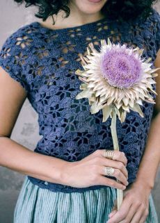 VK is the largest European social network with more than 100 million active users. Crochet Blouse, Knit Crochet, Crochet Shrugs, Shrugs And Boleros, Yandex, Z Photo, Crochet Home Decor, Easy Crochet Patterns, Beautiful Crochet