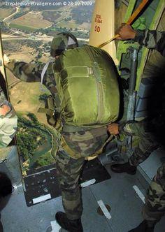 parachutistes regiments