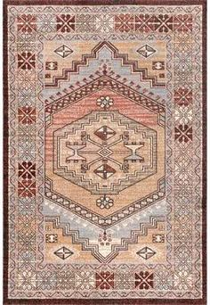 Rugs USA Red Celeste Ornate Medallion rug - Transitional Rectangle x Contemporary Rugs, Modern Rugs, Navy Blue Area Rug, Beige Area Rugs, Rug World, Transitional Rugs, Buy Rugs, Rugs Usa, Carpet Colors