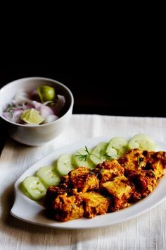 Malai Paneer Recipe with step by step photos - Soft, melt in the mouth creamy paneer recipe made easy and quick and also restaurant style.