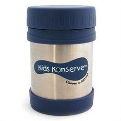 Thermos voedselcontainer.  De food jar is lekdicht. Inhoud 350 ml