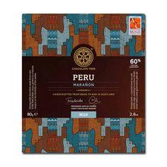 Chocolate Tree Peru Marañón Milk 60%