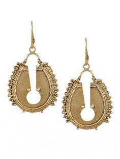 Ethno Antique Earrings