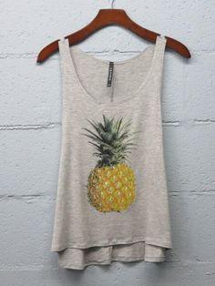 Pineapple Lovin' Tank