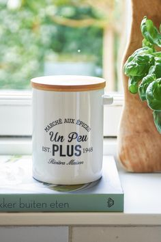 New Arrivals | Rivièra Maison  Un Peu Plus Storage Jar M