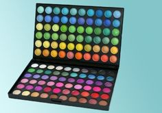 $19 for 120 eye shadow colors ... daily #deal #makeup