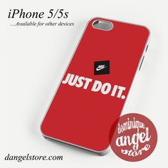 NIke Just Do It. Phone case for iPhone 4/4s/5/5c/5s/6/6 plus