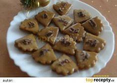 Kávové vějířky s kofilovou nádivkou recept - TopRecepty.cz Cookies, Desserts, Food, Crack Crackers, Tailgate Desserts, Deserts, Biscuits, Essen, Postres