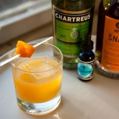 COOL COOL COOL: #143977 - Sun Also Rises Cocktail with Ginger Liqu...