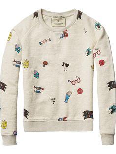 Pop Art Sweater