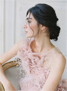 Pink Dress Bella Belle Closeup | Image by Laura Gordon