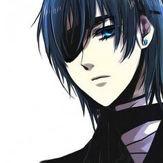 Older Ciel Phantomhive I'm dreaming...right? *huge nosebleed*