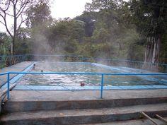 Wondo Genet, Steam baths