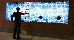 Interactive Media Wall