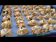 Cookies, Make It Yourself, Desserts, Youtube, Recipes, Crack Crackers, Tailgate Desserts, Deserts, Biscuits