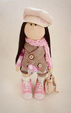 Rag dolls handmade OOAK art dolls Collection toy by #dolls #ragdollshandmade #handmade DollsTalismans