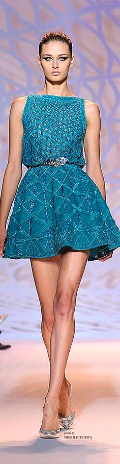 Zuhair Murad Haute Couture Fall/Winter 2014-15