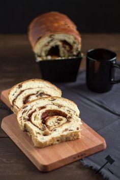 Zimt-Rosinen-Brot