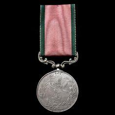 Crimea Medal, 1855 (Osmanlı Kırım Madalyası, 1855)