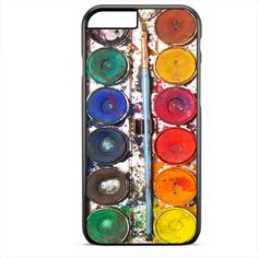Watercolor Plate TATUM-11837 Apple Phonecase Cover For Iphone SE Case