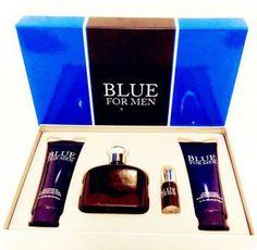 BLUE FOR MEN SET