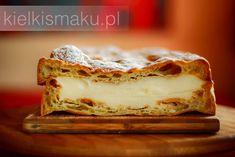 Karpatka doskonała (Thermomix) Polish Recipes, Tiramisu, Cheesecake, Food And Drink, Cooking, Ethnic Recipes, Sweet, Cakes, Life