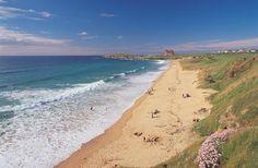 Beaches in Newquay Cornwall | Fistral Beach c Paul Watts