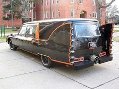 Image result for polara hearse