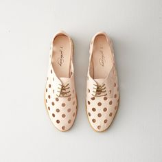 Eleven Updated Oxfords to Put Some Spring in Your Step