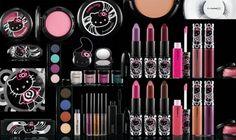 Hello Kitty MAC Makeup