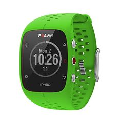 Polar M430 GPS Watch With Optical HR Green