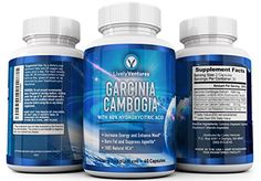 LV Garcinia Cambogia Extract  1000mg Pure and Premium  60 HCA  Potassium and Chromium  60 Vegetable Capsules  Full Months Supply ** You can find out more details at the link of the image. (Note:Amazon affiliate link)