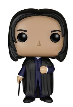 Amazon.com: Funko POP Movies: Harry Potter - Severus Snape Action Figure: Toys & Games