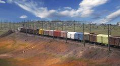 Kazakhstan - Temir Zholy Express