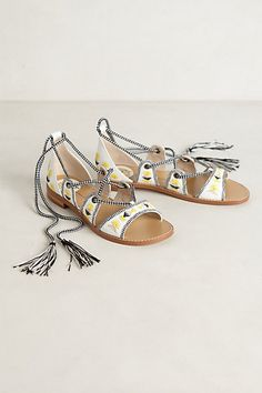 7e966560d2fc Bungalow Sandals - anthropologie.com Gladiator Sandals