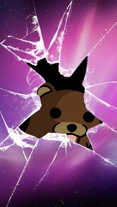 wallpaper, pedobear, and pantalla image Computer Screen Wallpaper, Broken Screen Wallpaper, Bear Wallpaper, Wallpaper Iphone Disney, Wallpaper Backgrounds, Computer Backgrounds, Cool Wallpapers Girly, Pedobear, Backgrounds